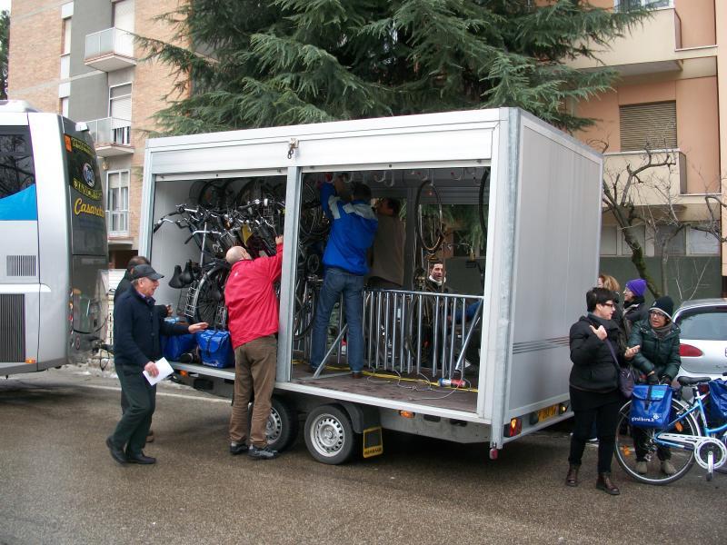 Bbc bici benessere e cultura a rimini 5 e 6 marzo - Carrello per bici porta cani ...